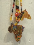 Africa necklaces by Judah